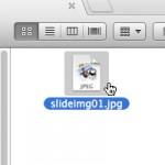 アップローダーでアップするファイル選択を簡単にする小技